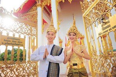 泰语你好_东南亚语言